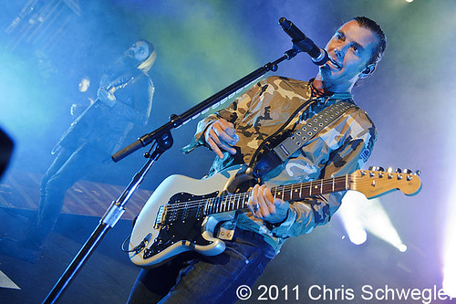 Bush @ The Fillmore, Detroit, MI - 10-06-11 | by schwegweb