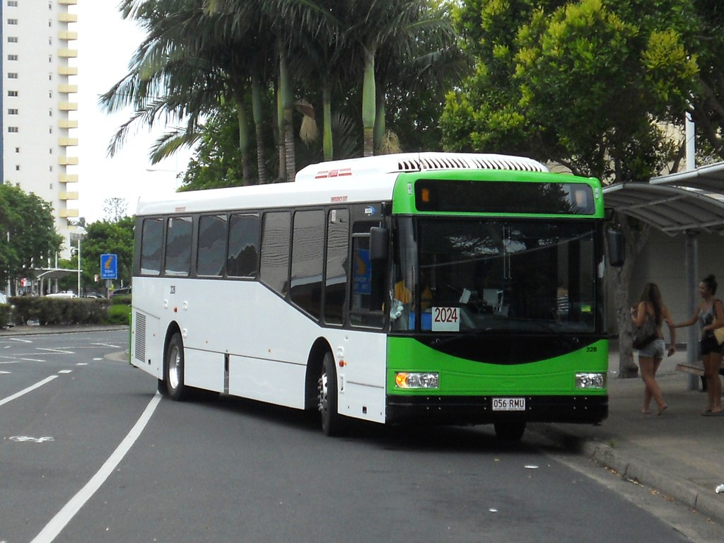 Surfside Bus Lines Tweed Heads Bustech Xdi Cummins Isc