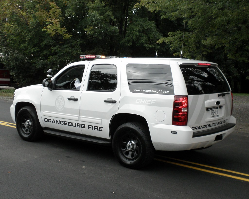 Chevy Vehicles Chevy Fire Chief Vehicle, Orangeburg Fire Department, New ...