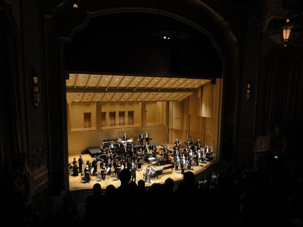 Oregon Symphony Schnitzer Concert Hall Portland Oregon Flickr - Schnitzer concert hall portland