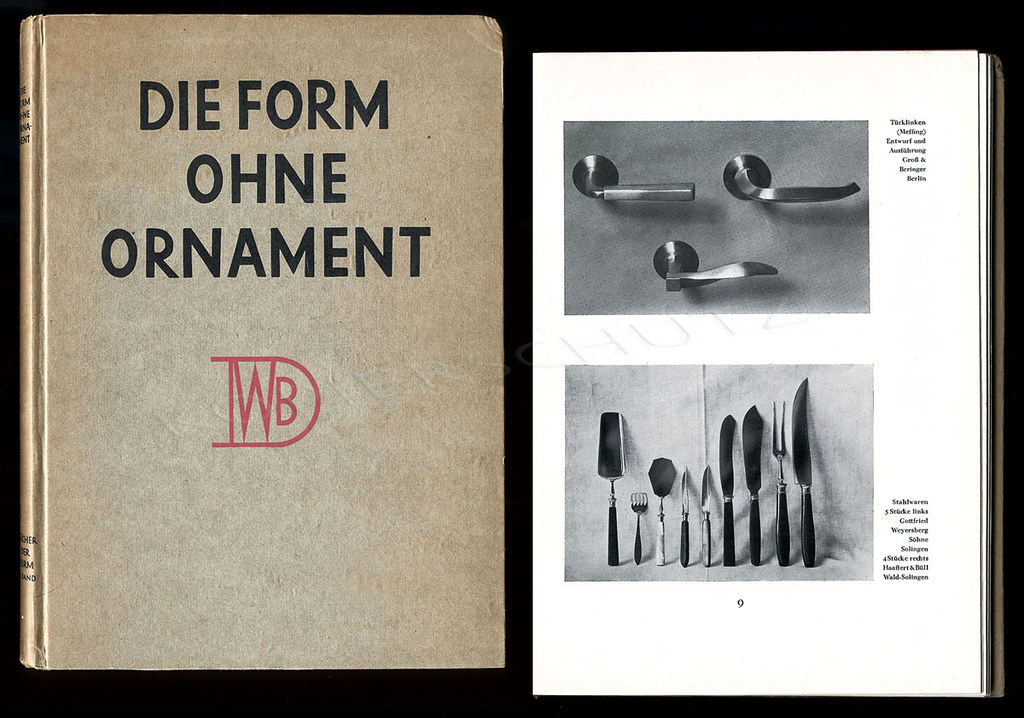 form ohne ornament 1924 apfelauge flickr. Black Bedroom Furniture Sets. Home Design Ideas