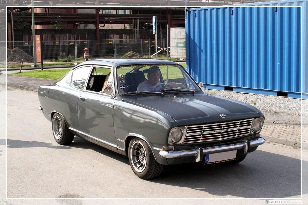 1965 1970 Opel Kadett B Kiemencoup 233 01 The Kadett