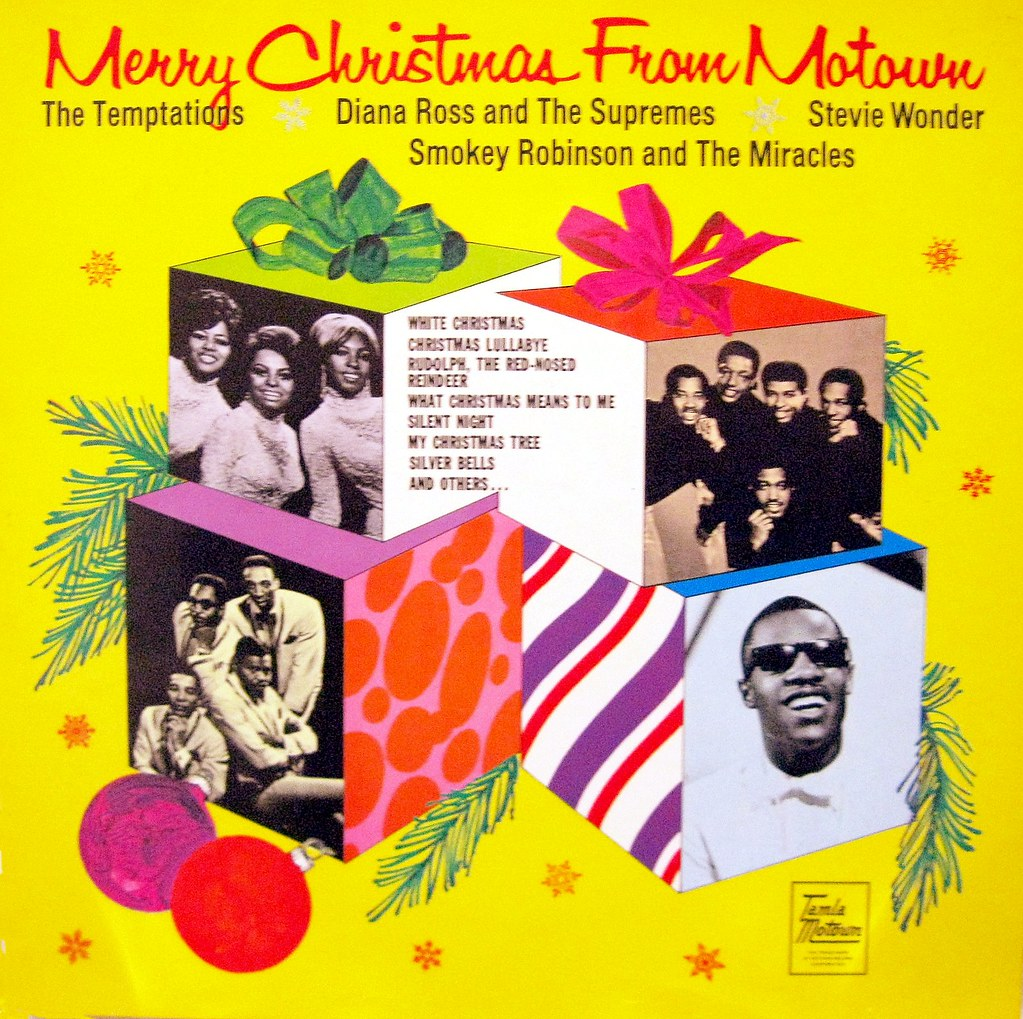 tml11126 merry christmas from motown by mystery singer