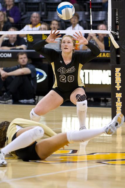 NCAA Women's Volleyball- LBSU vs CSUN-12 | Flickr - Photo ...