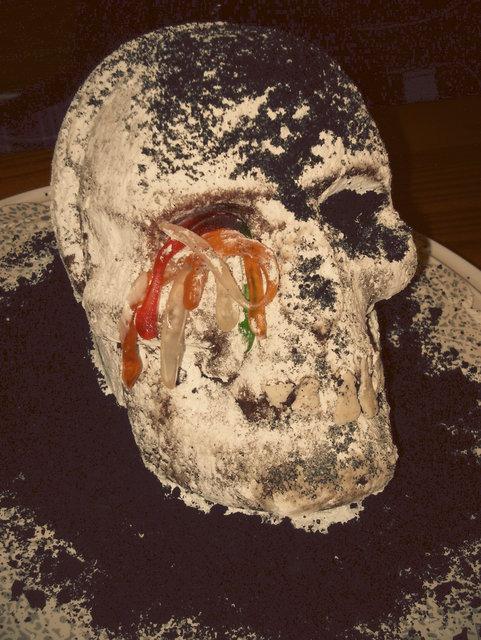 Zombie Cake Pan