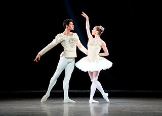 Thiago Soares and Marianela Nuñez in Jewels © Tristram Kenton/ROH 2011 | by Royal Opera House Covent Garden
