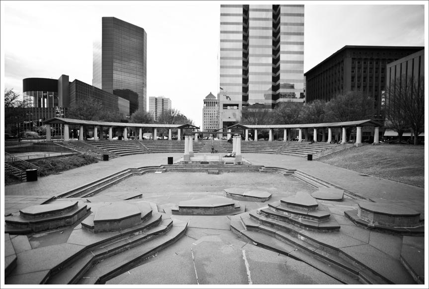 Kiener Plaza Unoccupied 1