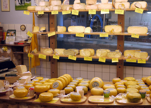 Cheese shop | by travelling two