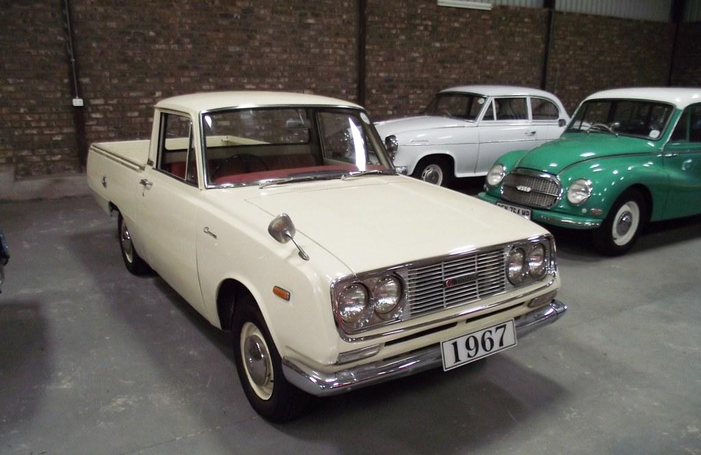 Toyota 1967 Corona Mkii Pickup 2 Paul Horn Flickr