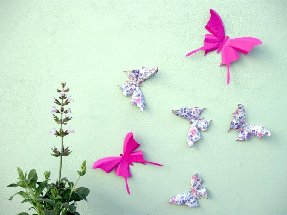 Mariposas autoadhesivas para decorar tus ambientes y event flickr - Mariposas para decorar ...