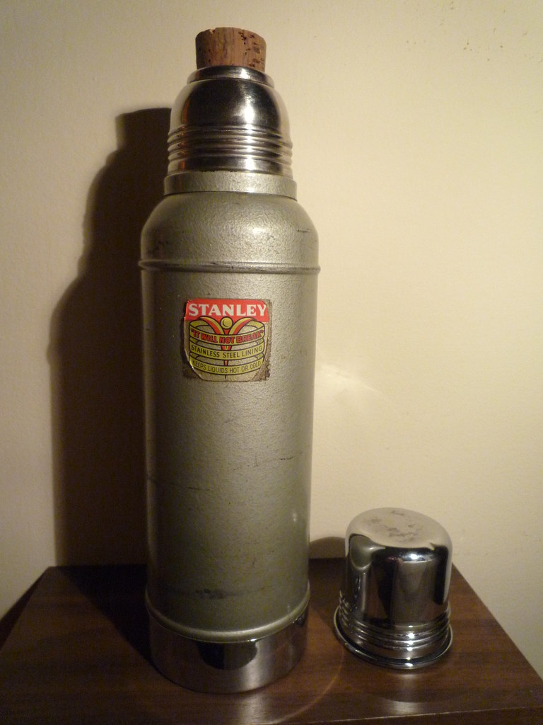 bottle stanley thermos vintage