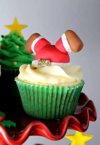 Christmas Cupcakes | by almitita