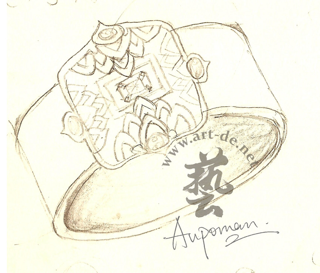 Jewelry-Design-Sketch -Bangle | Jewelry Design Drawing (Exer… | Flickr