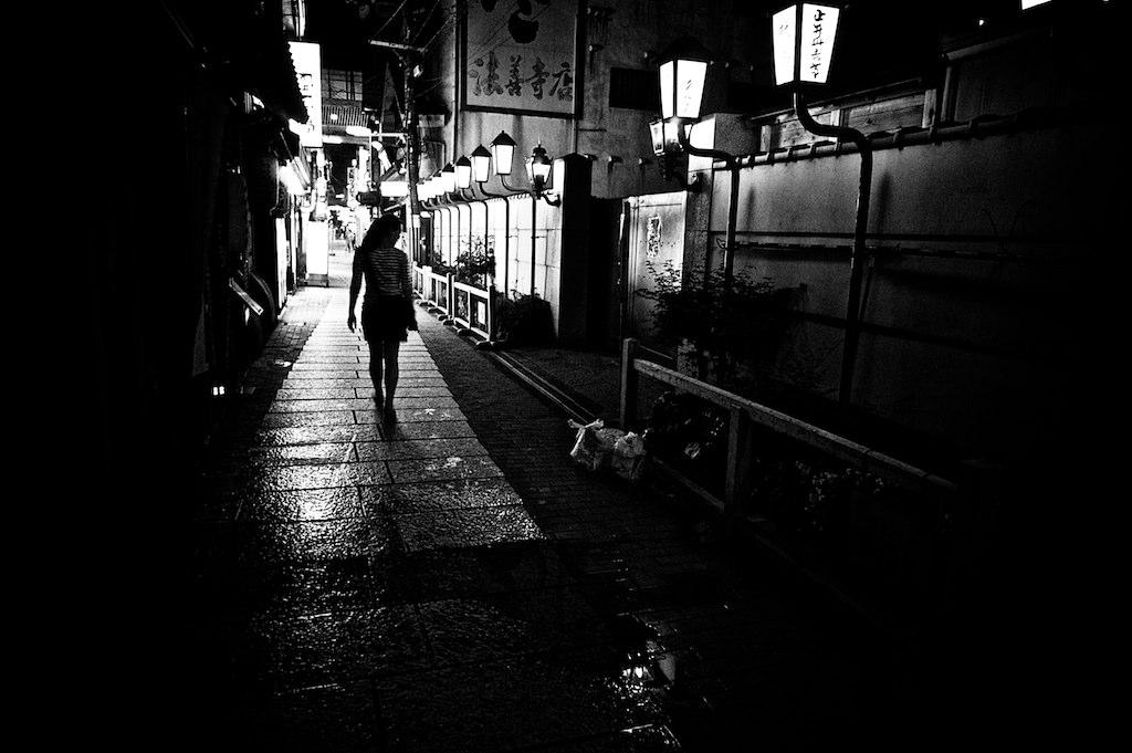 On The Dark Streets Brett Elmer Flickr