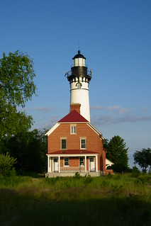 Au Sable Point Light (Near Grand Marais, Michigan) | by cseeman