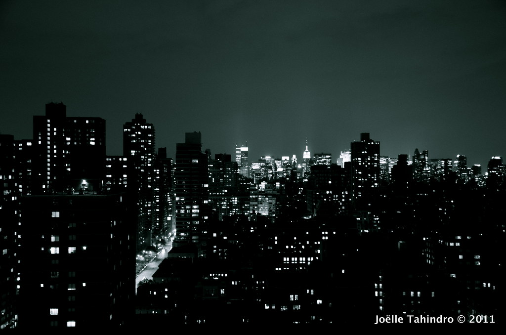 Good Night Gotham City View From Ues Nyc Jo 235 Lle Flickr