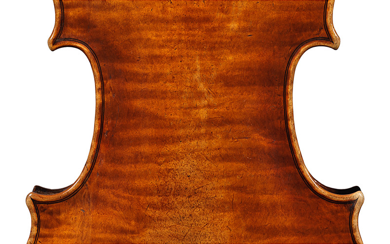 Back Detail Showing The Wood Grain Thf107791 The Henry