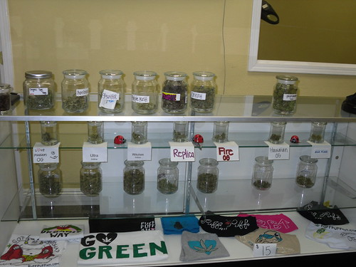 Marijuana / Medical Marijuana Dispensary / Medical Marijuana Collective | by Neon Tommy