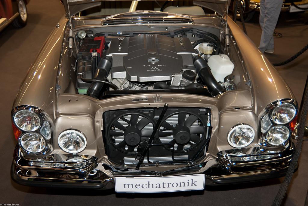 Mechatronik Mercedes Benz M Coup 55 AMG 71098