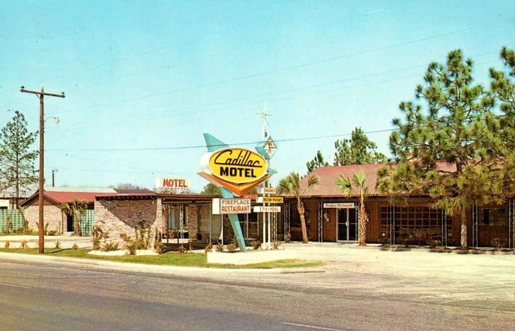 Cadillac Motel - Florence, South Carolina