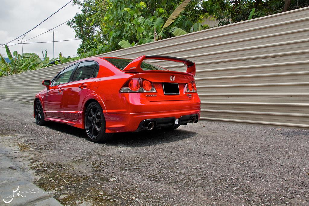 ... Honda Civic Mugen RR | By Mohdmursi
