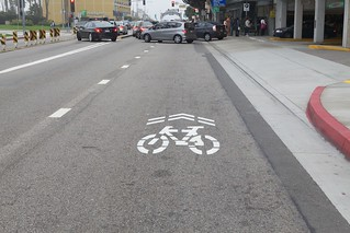 New Bike Facilities Colorado Ave. | by Gary Rides Bikes