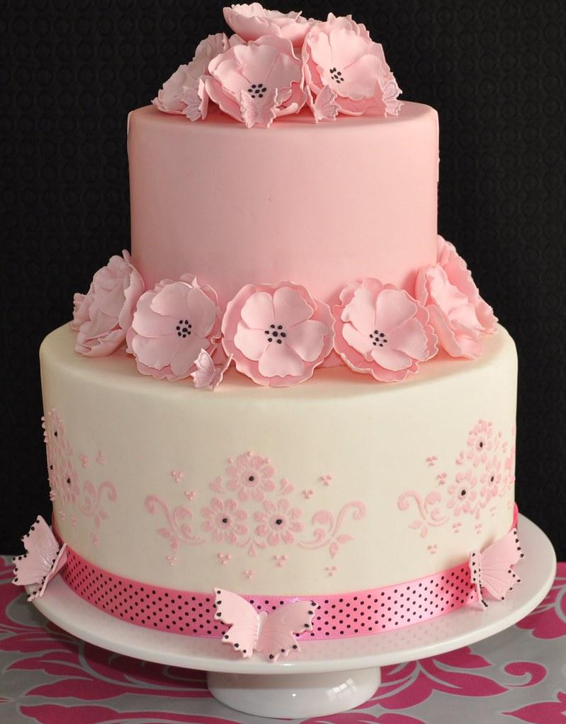 Designer Wedding Cakes Sydney