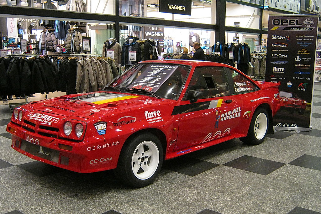 opel manta 400 this one was build in 1983 i took my. Black Bedroom Furniture Sets. Home Design Ideas