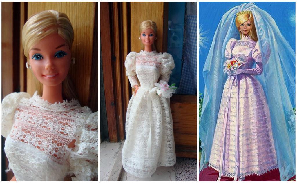 Images Beautiful Bride Barbie 41
