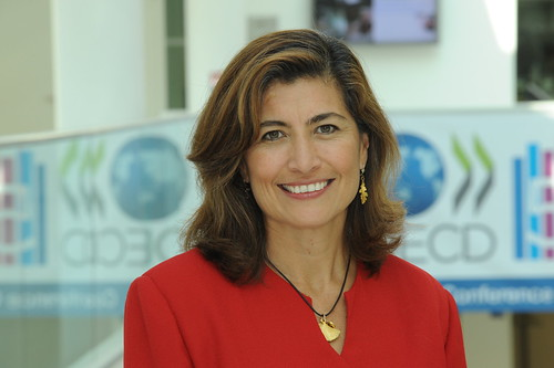 Gabriela Ramos, OECD Chief of Staff, G20 Sherpa and Special Counsellor to the Secretary-General | by Organisation for Economic Co-operation and Develop