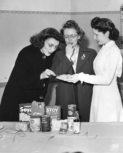 Tasting soy foods | by OSU Special Collections & Archives : Commons