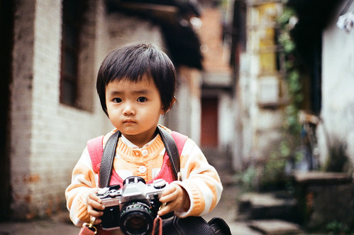 born to be a photographer? | by 魏三米ya