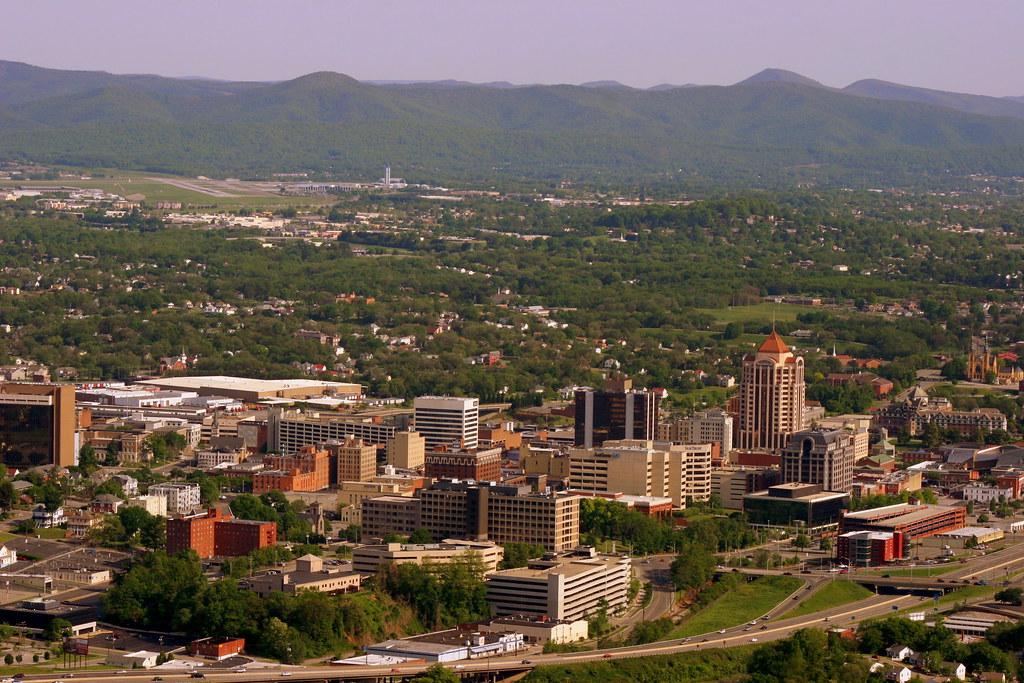 Downtown Roanoke VA I think I read somewhere that Roanoke Flickr