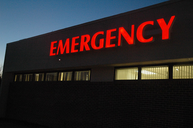 Emergencias de un Hospital