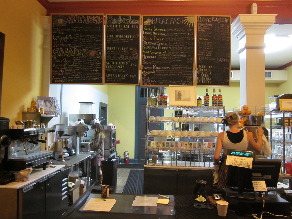 Cafe Maple Street