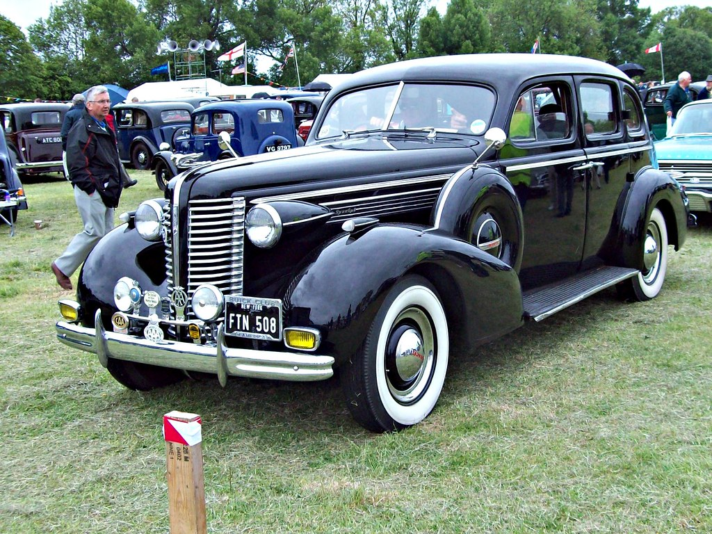 84 Buick Special 1938 Buick Special 1938 Engine 248cid Flickr