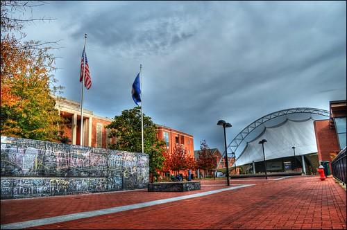Charlottesville City Hall Parking Permits