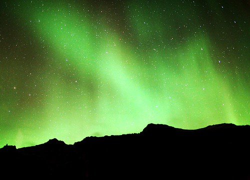 Aurora Borealis / Northern Lights from Iceland | by kazeeee