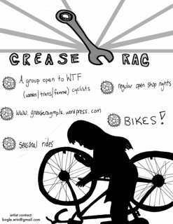 Grease Rag Advertisement | by Grease Rag Ride & Wrench