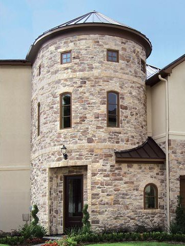 French country villa versailles manufactured stone French country stone