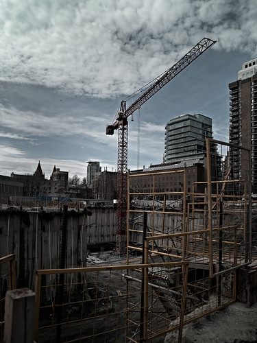 Construction Site | by StephenCaissiePhoto