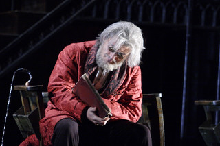 Vittorio Grigòlo as Faust in Faust © Catherine Ashmore/ROH 2011 | by Royal Opera House Covent Garden