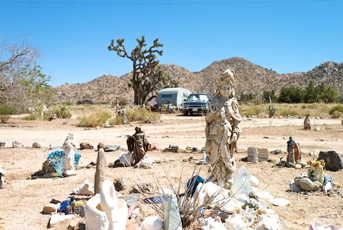 Art Installation | Pioneertown, CA | by ldandersen