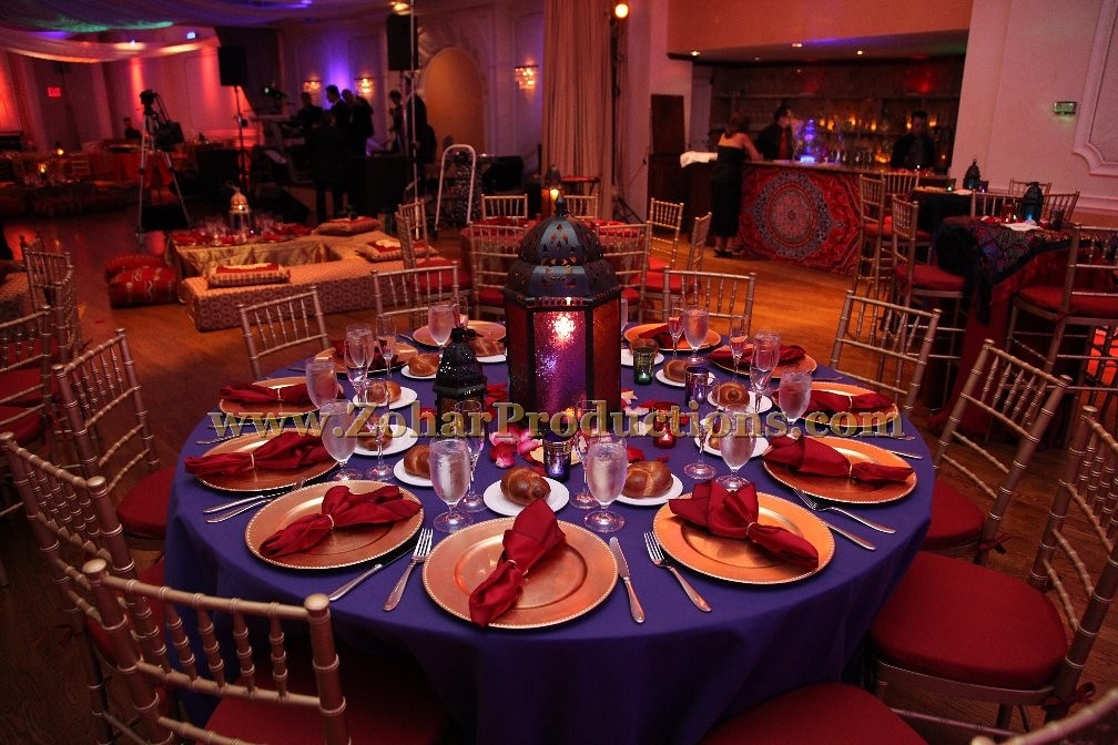 Moroccan Henna Party Table Setting   Zohar Productions provi…   Flickr