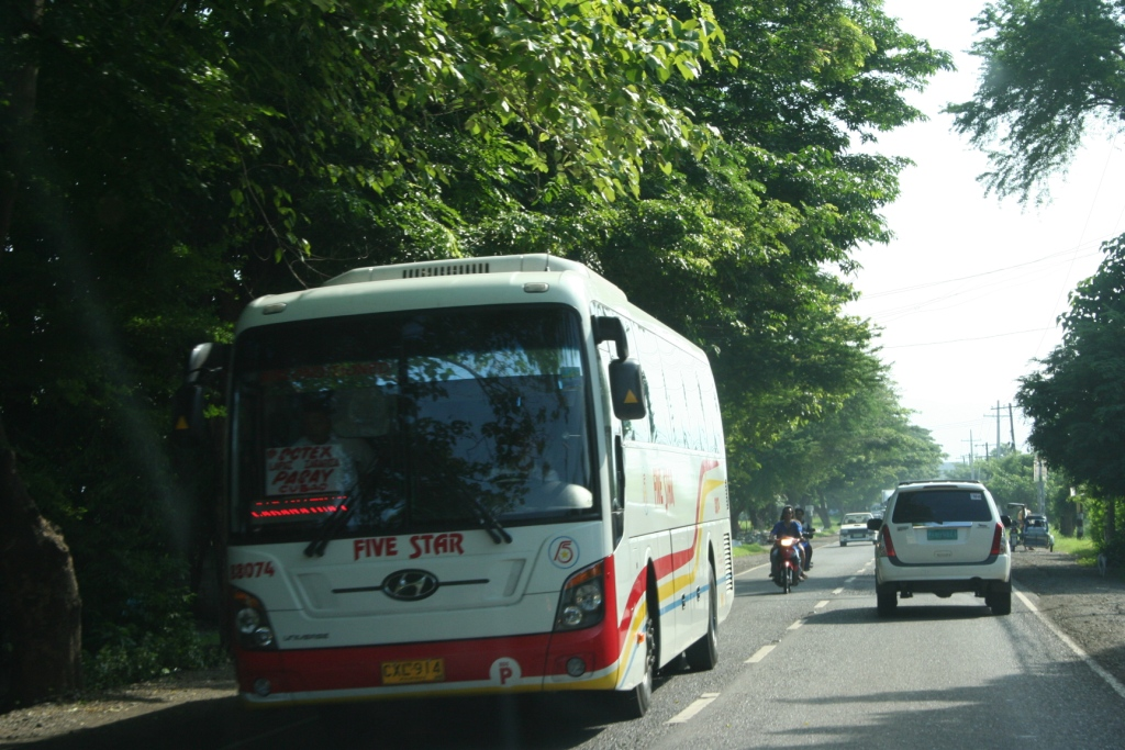 Pangasinan Five Star Bus 88074 By Dli 7227787 Operated By Boy Dalin Liner