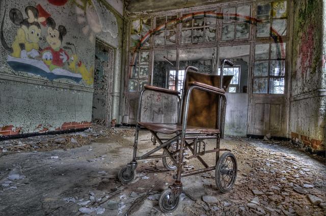 Budapest mental hospital - 4 9