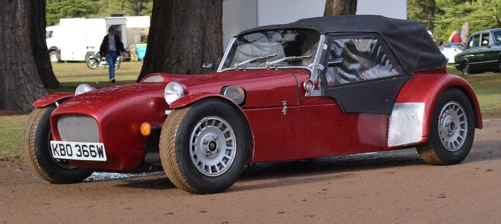Porter Formula 27 Kit Car Seen At The Tredegar Park Vintag Flickr