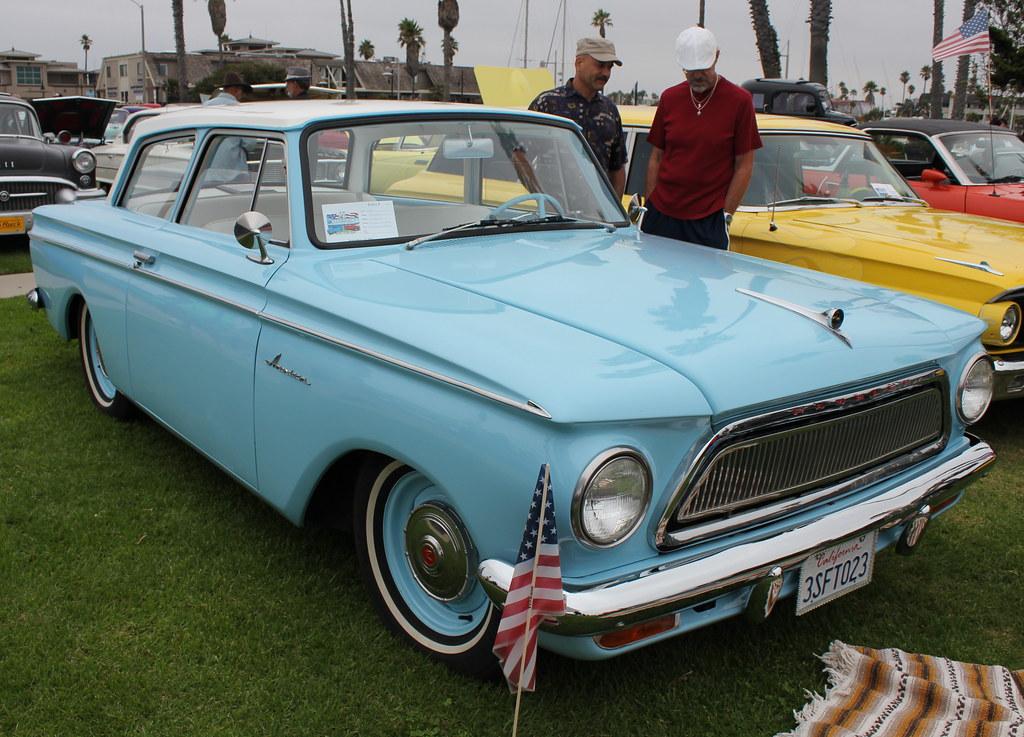 an american motors classic 1963 rambler american a