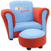 Trend Lab Nascar Toddler Chair And Ottoman Set