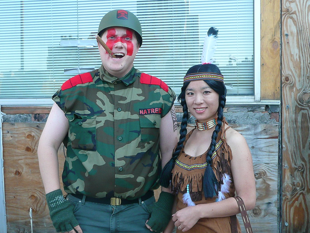 Sergeant Hatred And Princess Tiny Feet Steven Leung Flickr